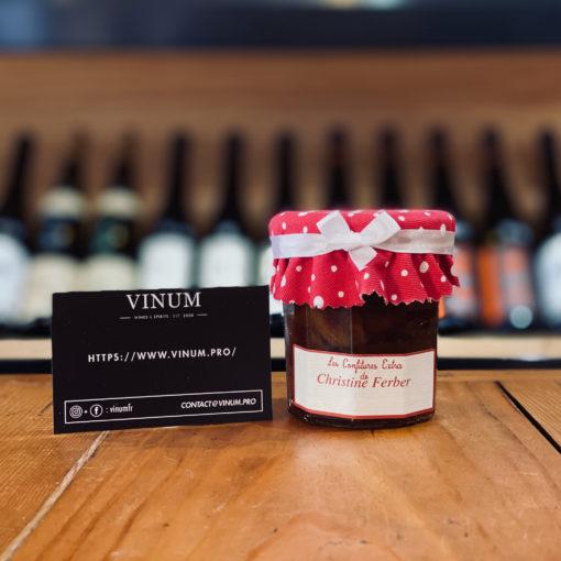 VINUM - Ferber Confiture Extra Prune