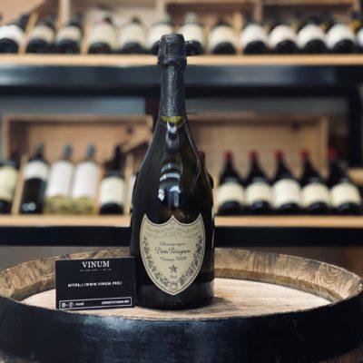 Dom Pérignon sous Coffret - VINUM