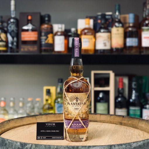VINUM - Plantation Rum Panama 2004