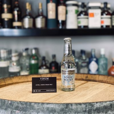 VINUM - Fever-Tree Premium Indian Tonic Water
