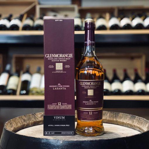 VINUM - Glenmorangie Lasanta 12 ans