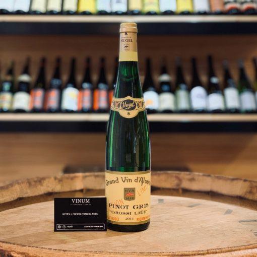 VINUM - Hugel Pinot gris Grossi Laüe 2011