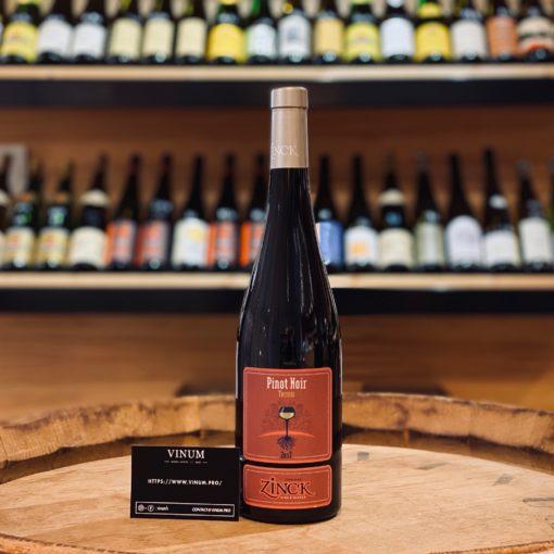 VINUM - Zinck Pinot Noir Terroir