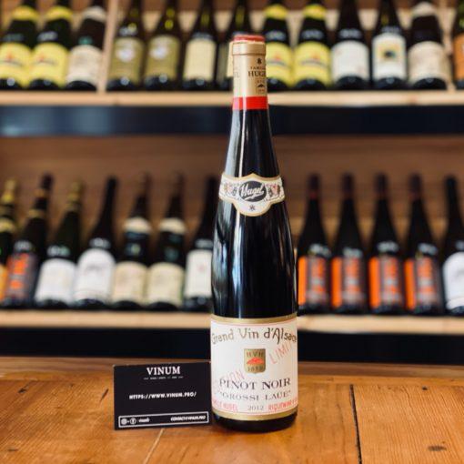 VINUM - Hugel Pinot noir Grossi Laüe