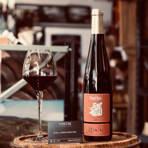 Zinck Pinot Noir Portrait - VINUM