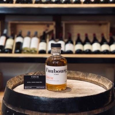 VINUM - Distillerie de Paris Rhum Grand Assemblage Faubourg Paris