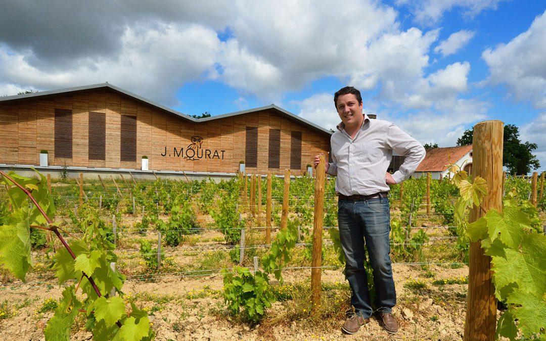 Les Vignobles Mourat : Mariage du Bordelais et de la Loire