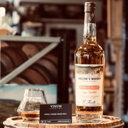 VINUM - Miclo Single Malt Fine Tourbe Welche's Whisky