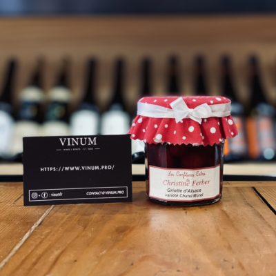 VINUM - Ferber Confiture Griottes Chatel Morel