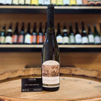 VINUM - Kreydenweiss Pinot blanc la Fontaine aux Enfants 2017