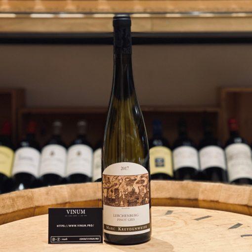 VINUM - Kreydenweiss Pinot Gris Lerchenberg 2018