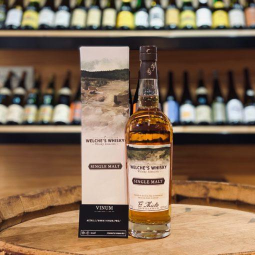 VINUM - VINUM - Miclo Single Malt Welche's Whisky