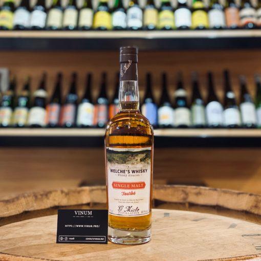VINUM - Miclo Single Malt Tourbé Welche's Whisky