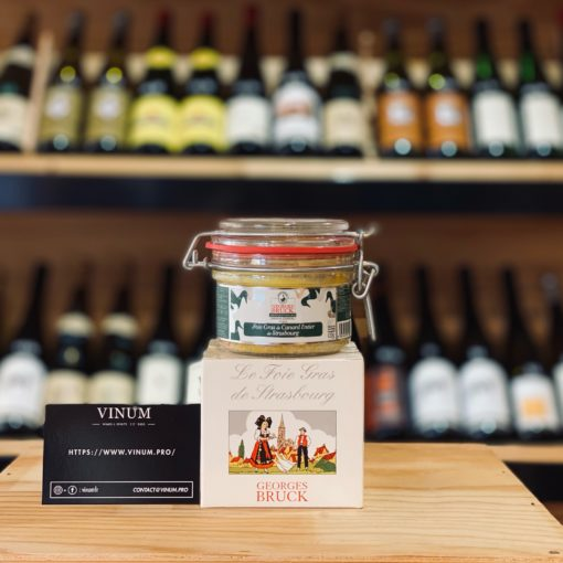 VINUM - Bruck Foie Gras de Canard Entier