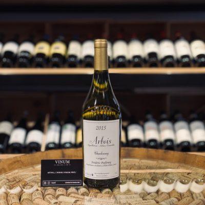 VINUM - Frédéric Puffeney Arbois Chardonnay 2015