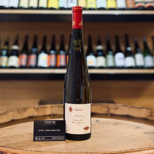 VINUM - Bursin Pinot Blanc Parad'Aux 2019