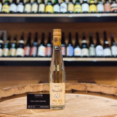 VINUM - Metté Liqueur de Mirabelle 35cl
