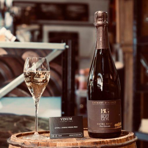 VINUM - Bott Geyl Crémant d'Alsace Extra-Brut Paul-Edouard