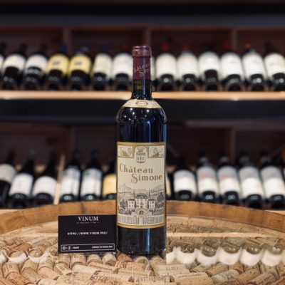 VINUM - Château Simone Palette Grand Cru de Provence