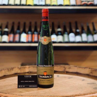 VINUM - Trimbach Pinot Gris Réserve Personnelle