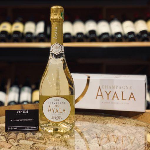 Ayala Brut Blanc de Blancs - VINUM