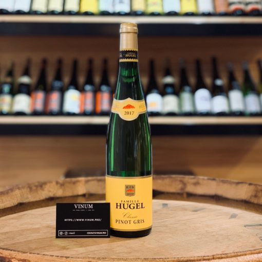 VINUM - Hugel Pinot Gris Classic