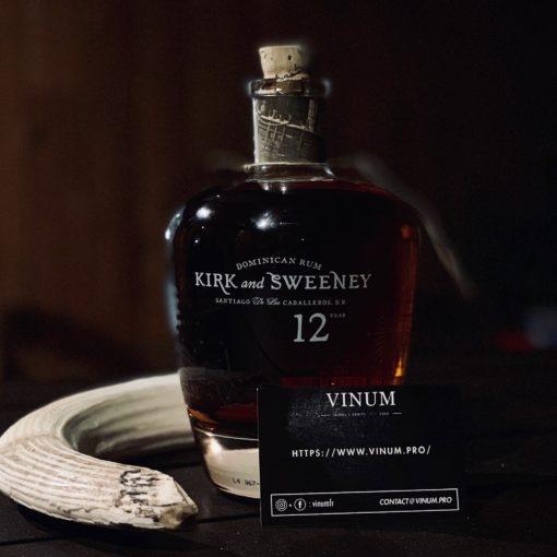 VINUM - Kirk & Sweeney 12 ans