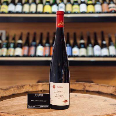 Bursin Pinot Noir Lutzeltal - VINUM