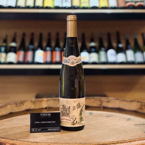 Albert Boxler Pinot Blanc - VINUM