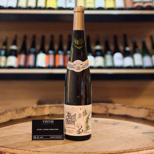 Albert Boxler Pinot Gris Réserve 2016 - VINUM