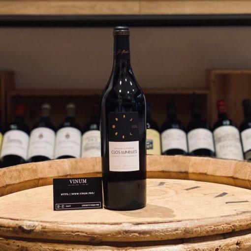 VINUM - Domaine Clos les Lunelles Castillon Côtes de Bordeaux 2013