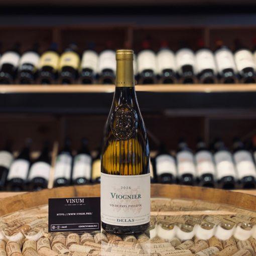 VINUM - Delas Vin de Pays d'Oc Viognier 2016