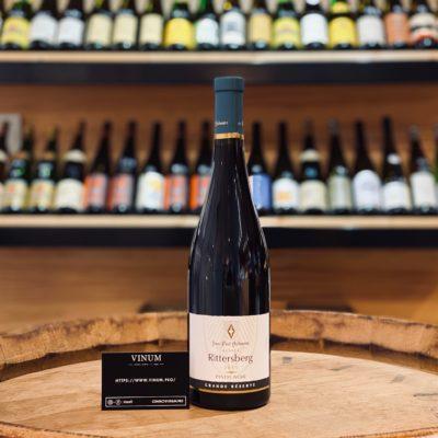 VINUM - Jean-Paul Schmitt Pinot Noir Rittersberg Grande Réserve Bio Démeter