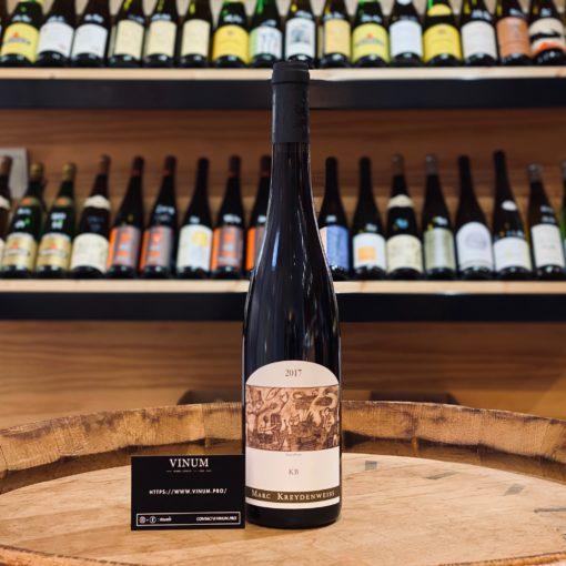 VINUM - Kreydenweiss Pinot Noir KB