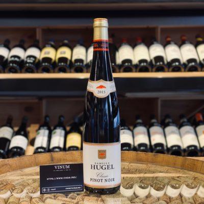 VINUM - Hugel Pinot Noir Classic 2015