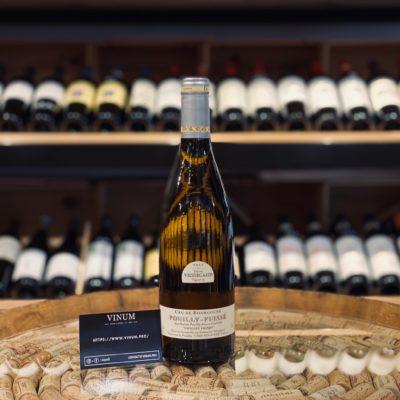 VINUM - Pierre Vessigaud Pouilly-Fuissé Vieilles Vignes