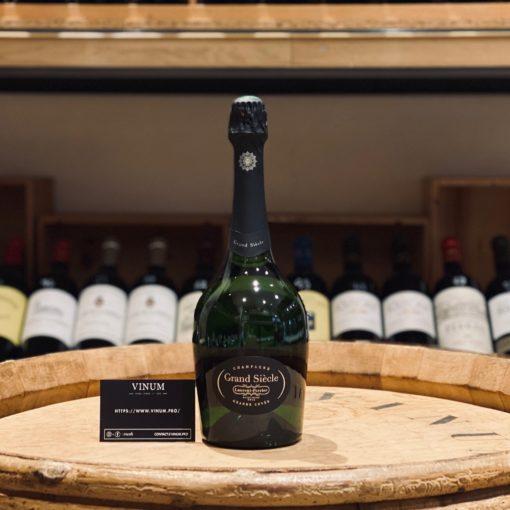 VINUM - Laurent Perrier Brut Grand Siècle