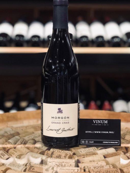 VINUM - Laurent Gauthier Grands Cras