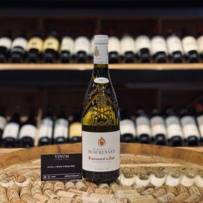VINUM - Domaine Beaurenard Châteauneuf du Pape 2019 Blanc