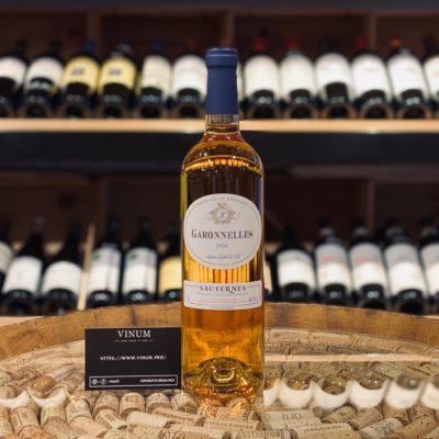 VINUM - Les Garonnelles Sauternes