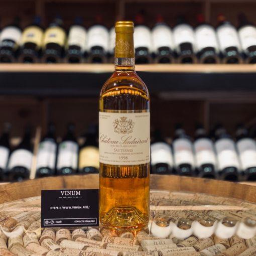 VINUM - Château Suduiraut Sauternes