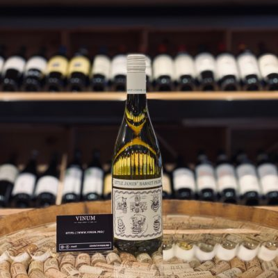 VINUM - Saint Cosme Little James Basket Press Blanc 2018