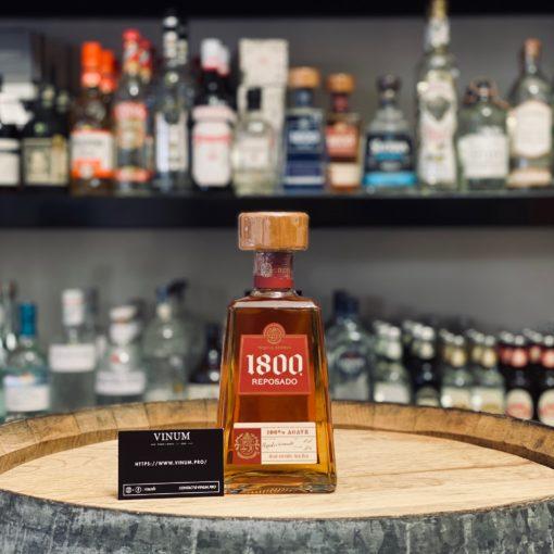 VINUM - Tequila 1800 Reposado