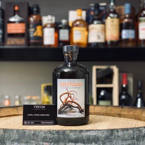 VINUM - Liqueur de Gentiane des Pères Chartreux 100cl