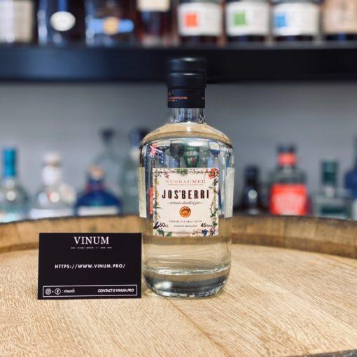 VINUM - Nusbaumer Gin Jos'Berri