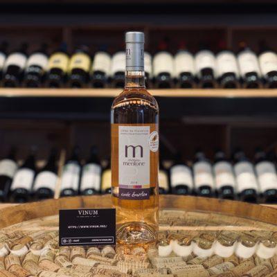 VINUM - Château Mentone Cuvée Emotion rosé 2018
