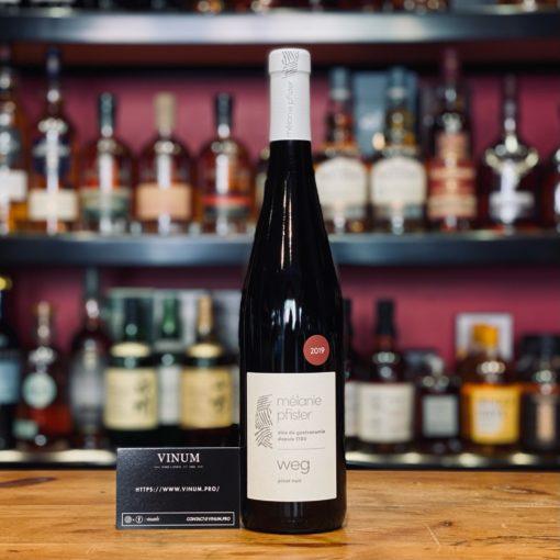 VINUM - Pfister Pinot Noir Weg 2019
