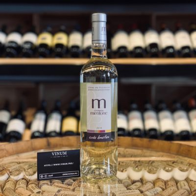 VINUM - Château Mentone Cuvée Emotion blanc 2018