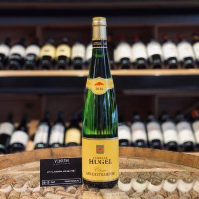 VINUM - Hugel Gewurztraminer Classic 2016
