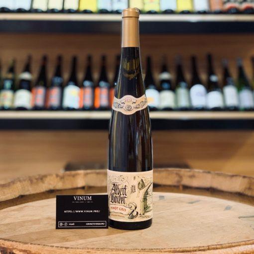VINUM - Albert Boxler Pinot Gris Vieilles Vignes 2016